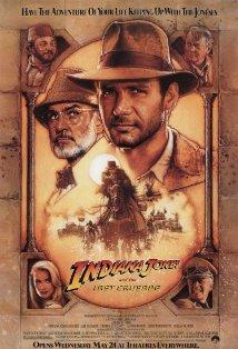 Indiana Jones and the Last Crusade kapak