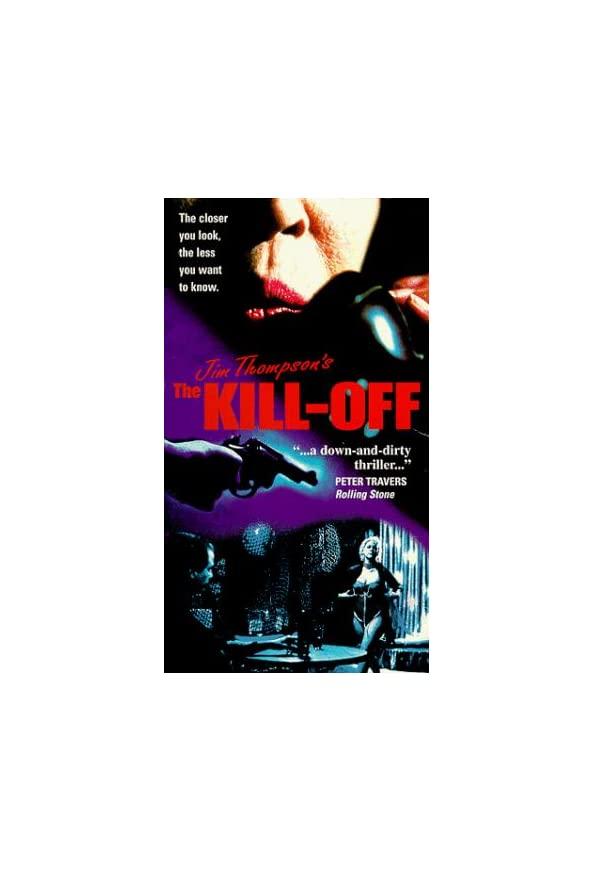 The Kill-Off kapak