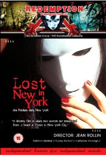 Perdues dans New York kapak