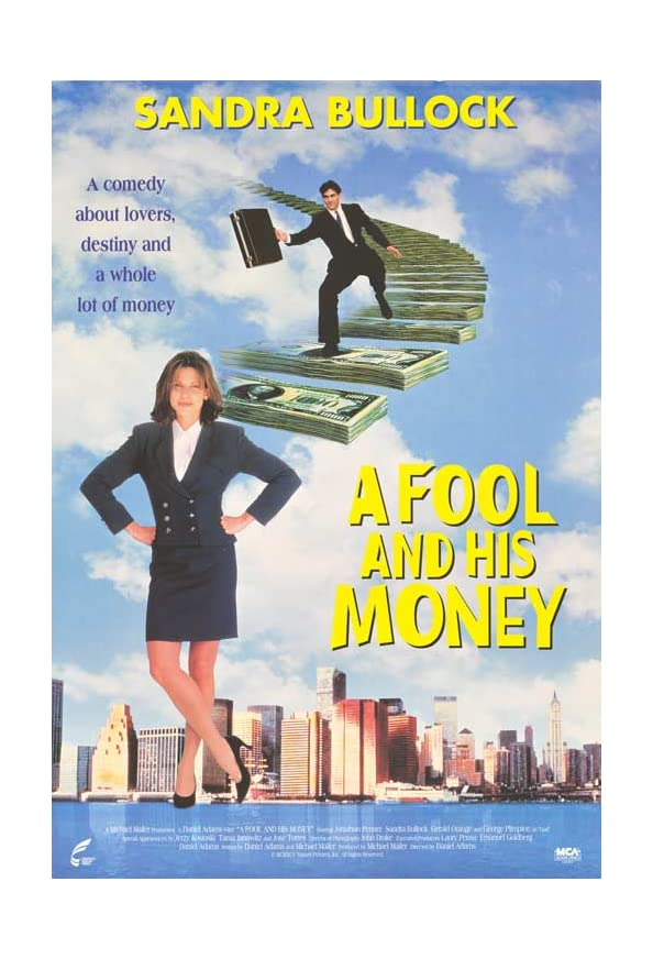 A Fool and His Money kapak