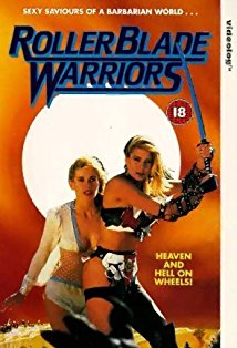 Roller Blade Warriors: Taken by Force kapak