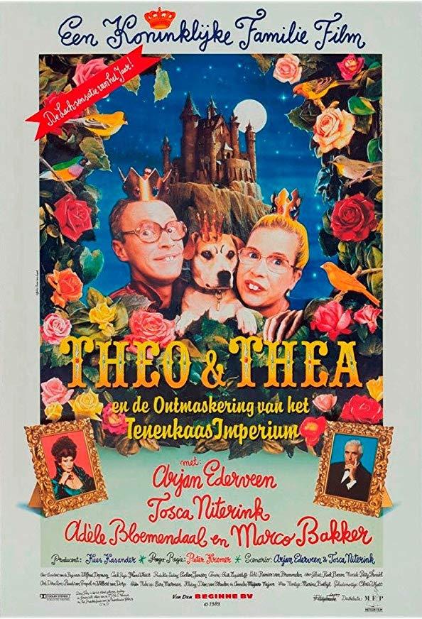 Theo en Thea en de ontmaskering van het tenenkaasimperium kapak