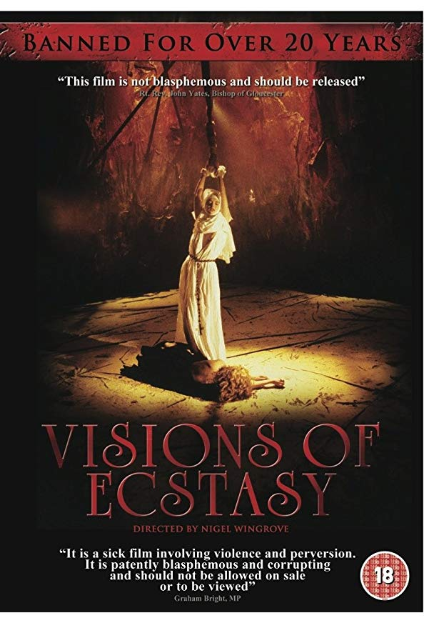 Visions of Ecstasy kapak