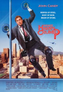 Who's Harry Crumb? kapak