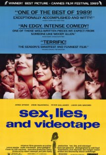 Sex, Lies, and Videotape kapak