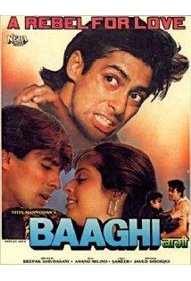 Baaghi: A Rebel for Love kapak
