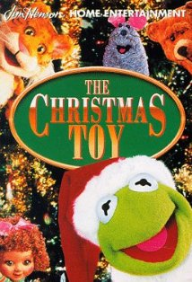 The Christmas Toy kapak