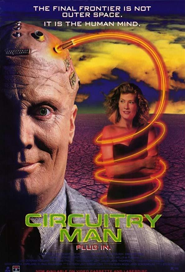 Circuitry Man kapak
