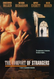 The Comfort of Strangers kapak
