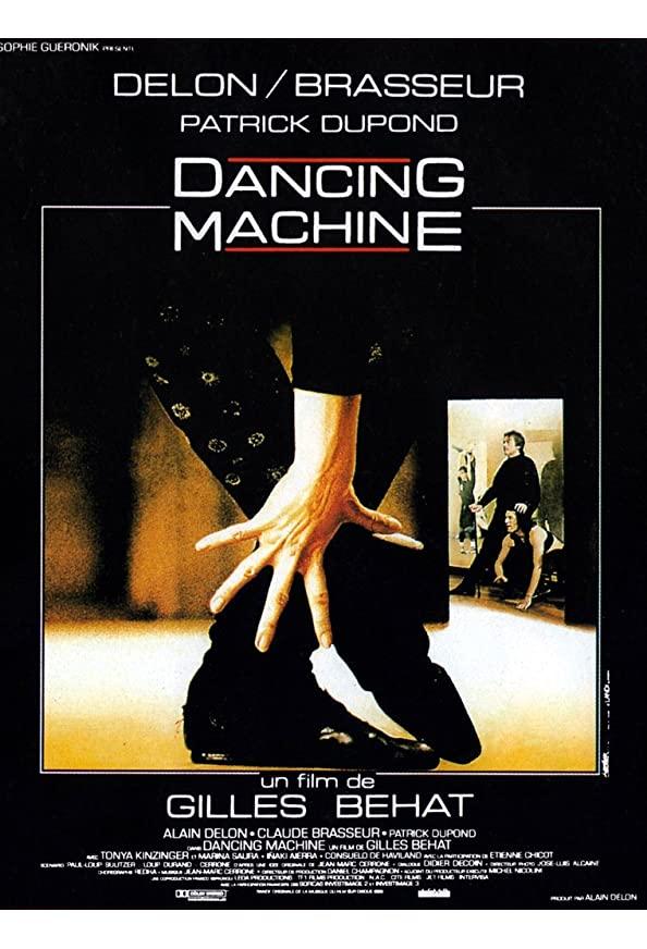 Dancing Machine kapak