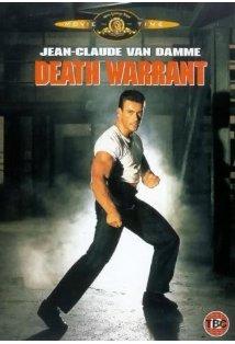 Death Warrant kapak