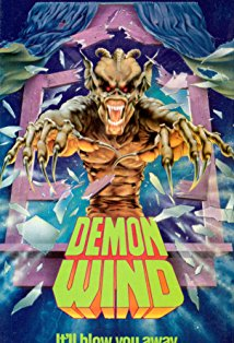Demon Wind kapak