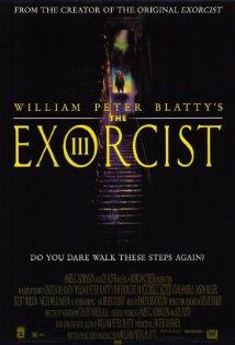 The Exorcist III kapak