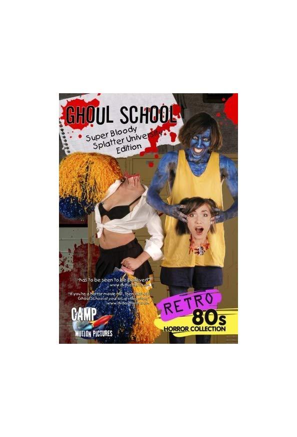 Ghoul School kapak