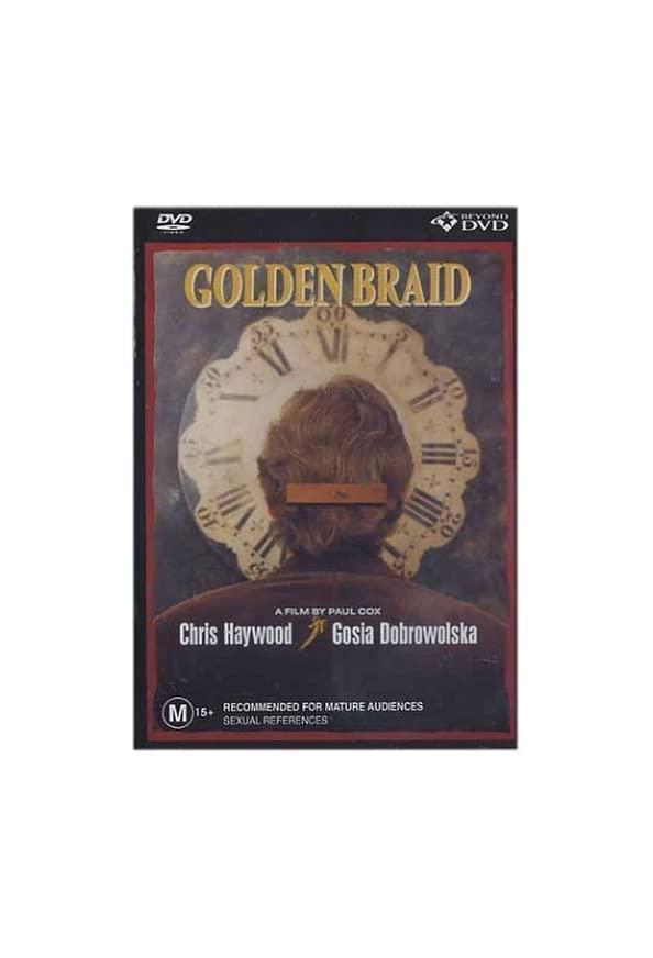 Golden Braid kapak