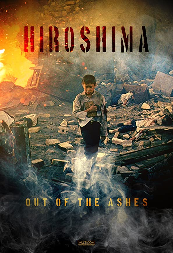 Hiroshima: Out of the Ashes kapak
