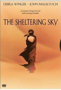 The Sheltering Sky kapak