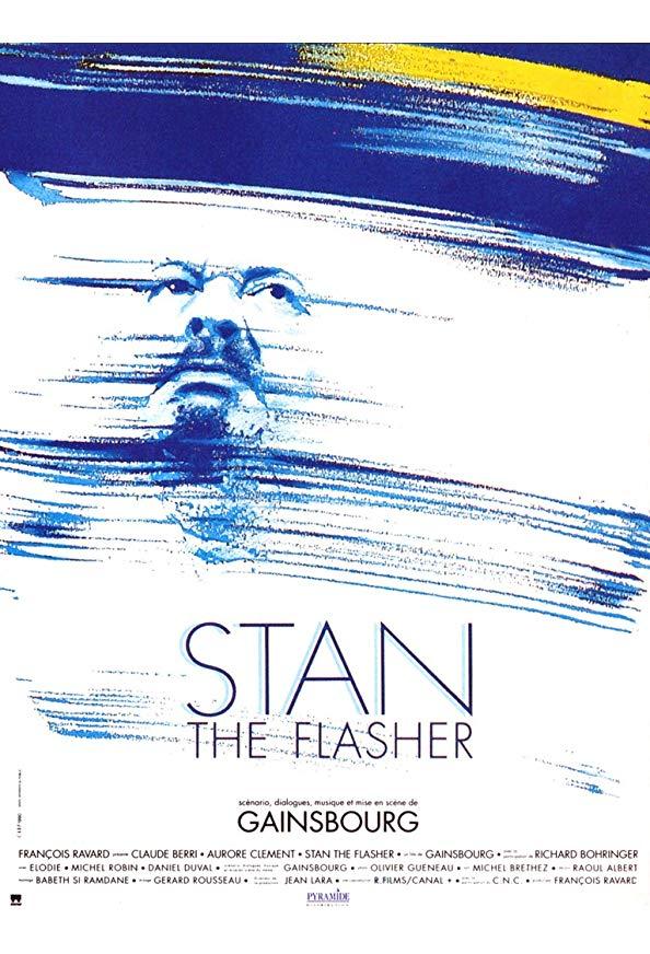 Stan the Flasher kapak