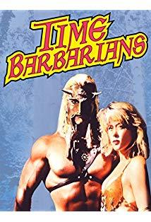 Time Barbarians kapak