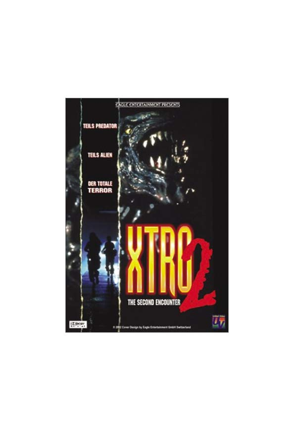 Xtro II: The Second Encounter kapak