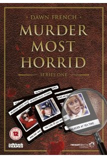 Murder Most Horrid kapak