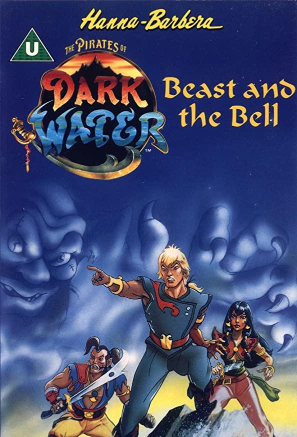 The Pirates of Dark Water kapak