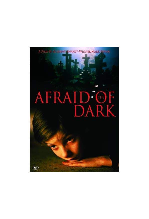 Afraid of the Dark kapak