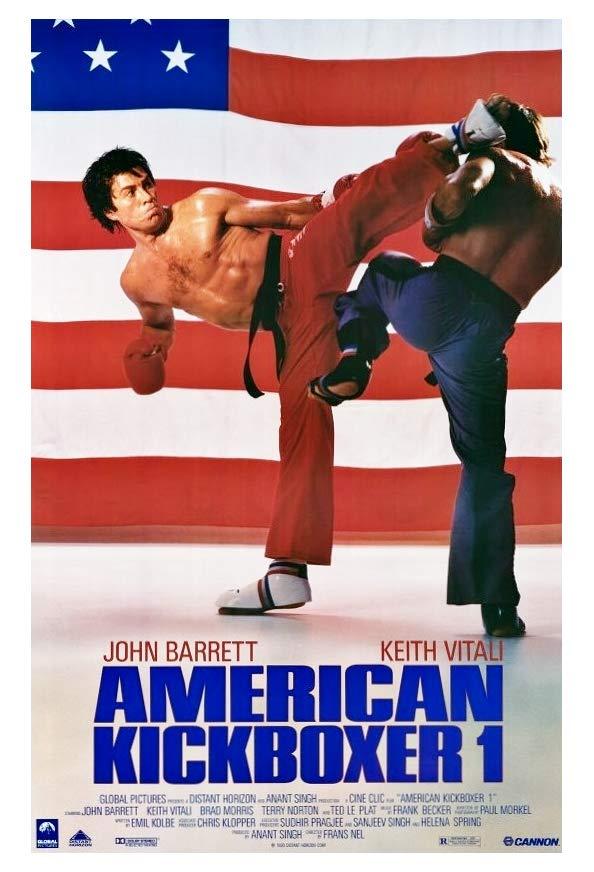 American Kickboxer kapak