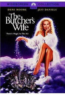 The Butcher's Wife kapak