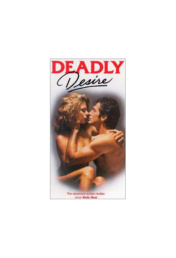 Deadly Desire kapak