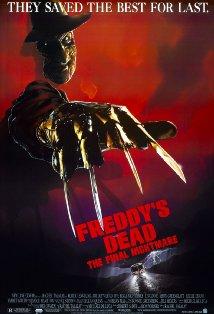 Freddy's Dead: The Final Nightmare kapak
