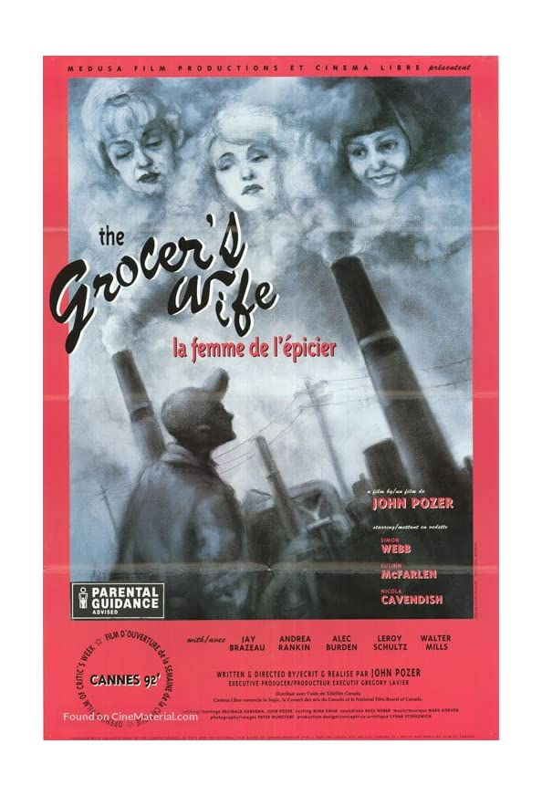 The Grocer's Wife kapak
