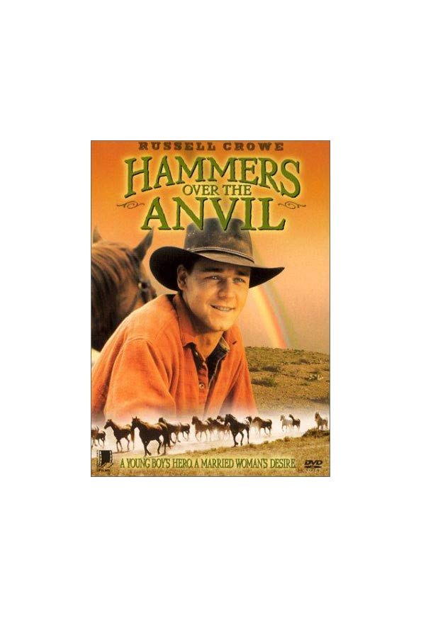 Hammers Over the Anvil kapak