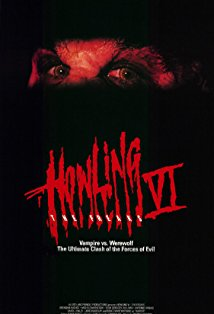 Howling VI: The Freaks kapak