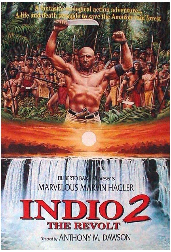 Indio 2 - La rivolta kapak