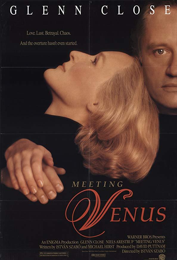 Meeting Venus kapak