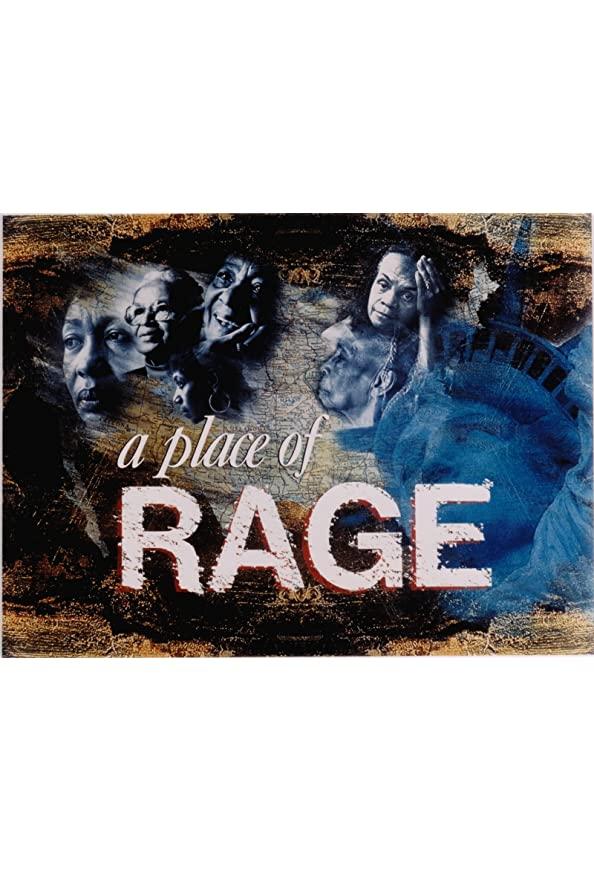 A Place of Rage kapak