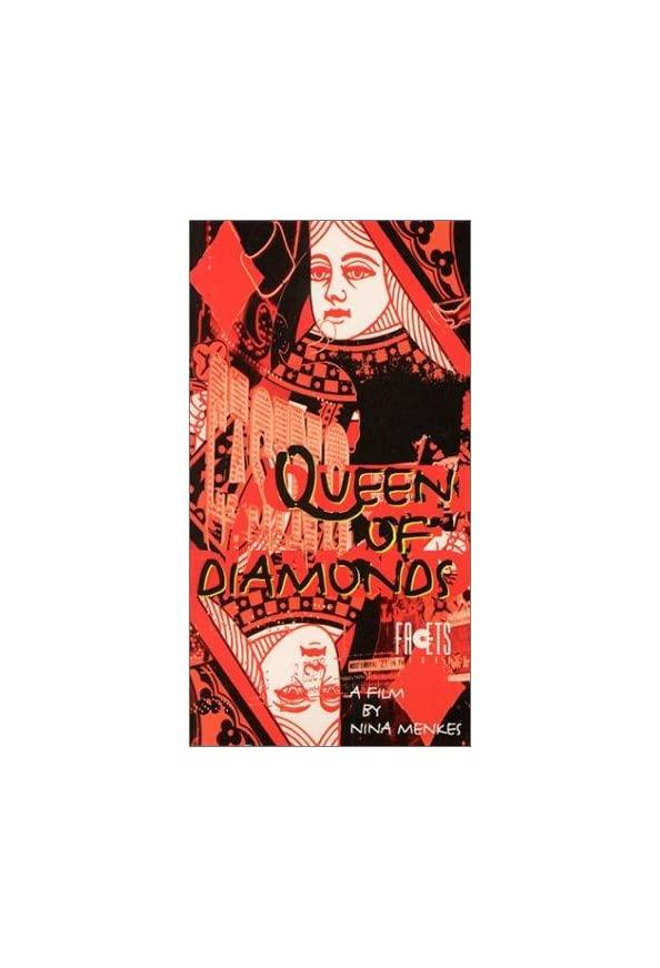 Queen of Diamonds kapak