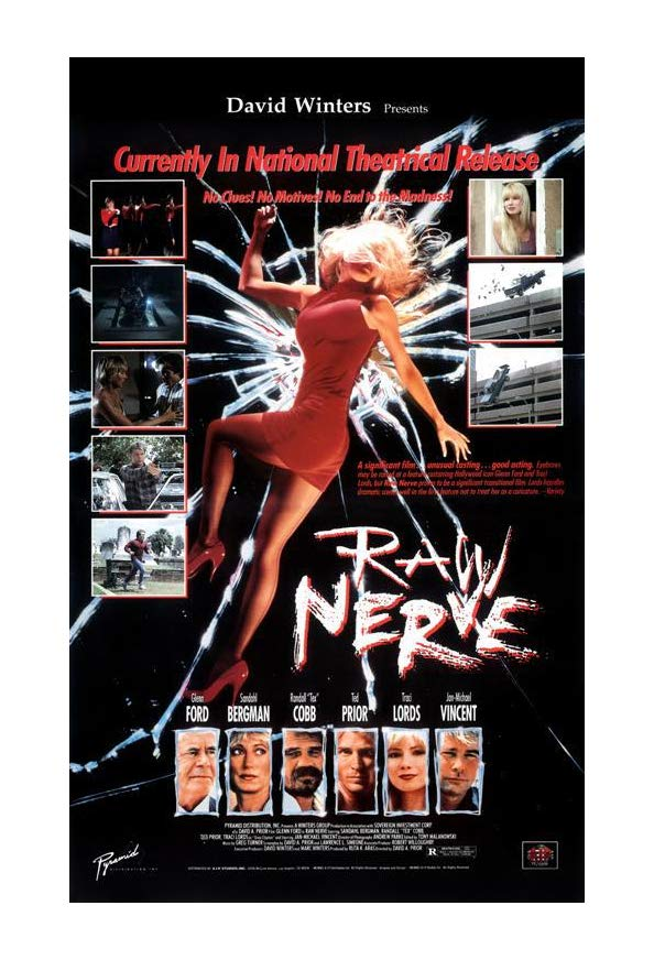 Raw Nerve kapak