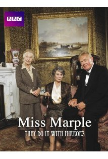Agatha Christie's Miss Marple: They Do It with Mirrors kapak