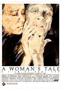 A Woman's Tale kapak