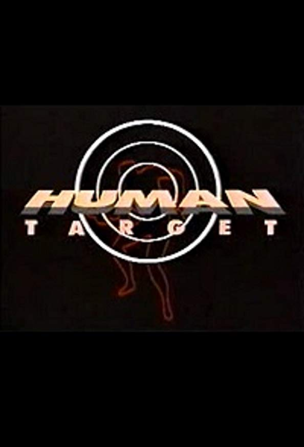 Human Target kapak
