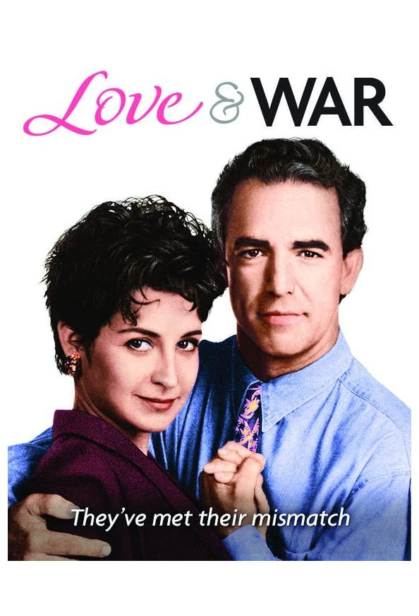 Love & War kapak