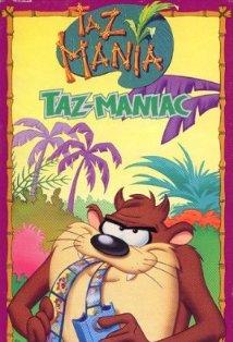 Taz-Mania kapak