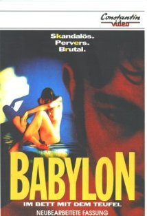 Babylon - Im Bett mit dem Teufel kapak