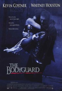 The Bodyguard kapak