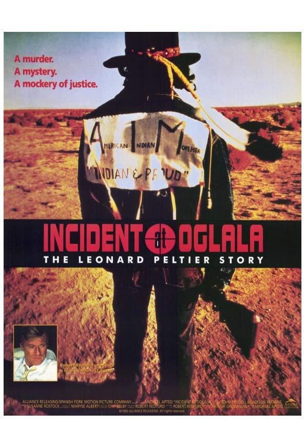 Incident at Oglala kapak