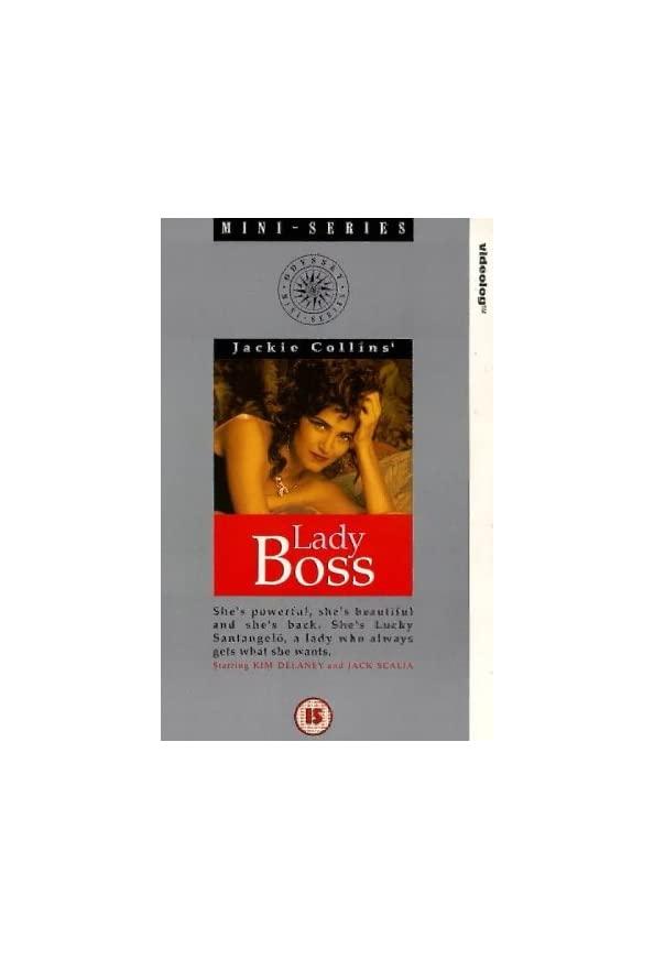 Lady Boss kapak