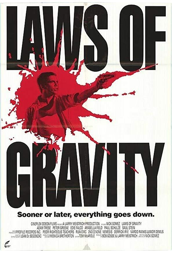 Laws of Gravity kapak