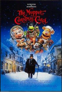 The Muppet Christmas Carol kapak